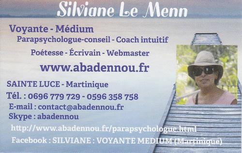 VOYANTE, MEDIUM, PARAPSYCHOLOGUE-CONSEIL  Silviane Le Menn ... 9731d3318a0e